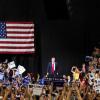 """Trump culmina la sorpresa y asegura la candidatura presidencial republicana: """"Volvamos a hacer grande a EEUU"""""""