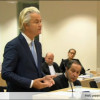 Geert Wilders, en los tribunales, el 23 de noviembre de 2016. (Imagen tomada de un vídeo de NPO Nieuws).