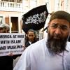 Anjem Choudary, un clérigo musulmán radical, fue sentenciado el año pasado por un tribunal británico a cinco años y medio de prisión por alentar a la gente a unirse al Estado Islámico. (Imagen: Dan H/Flickr).