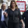 Susana Díaz no es capaz de nombrar a Pedro Sánchez en su discurso tras ser derrotada