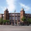 El jeque catarí Tamin ben Hamad al Zani se ofreció a comprar la plaza de toros Monumental de Barcelona, con sus aproximadamente 20.000 localidades, para convertirla en la mayor mezquita de Europa. (Imagen: Sergi Larripa/Wikimedia Commons)