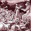 Moloch, dios de los abortos, asesino de inocentes