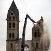 Iglesia demolida en Alemania.