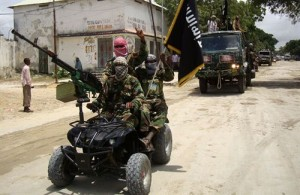 Islamistas somalíes