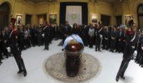 Funeral de Nestor Kirchner