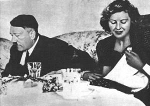 Hitler y Braun