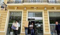 La Policía registra el Ayuntamiento de Pobla de Farnals