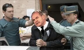 Chaves detenido
