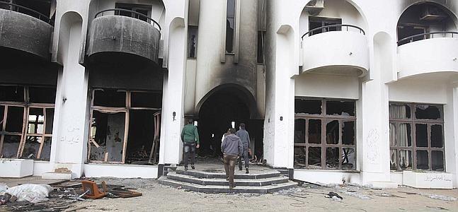 libia quema