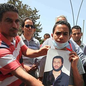 Violencia en Tripoli