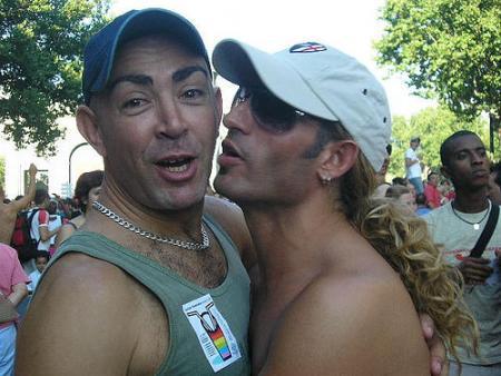 Gays en Suecia.