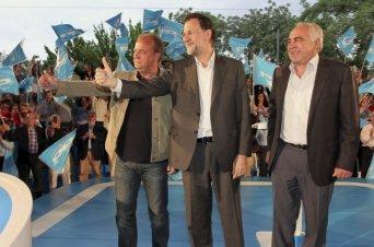 Rajoy en Extremadura