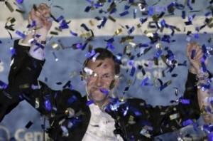 Rajoy victoria