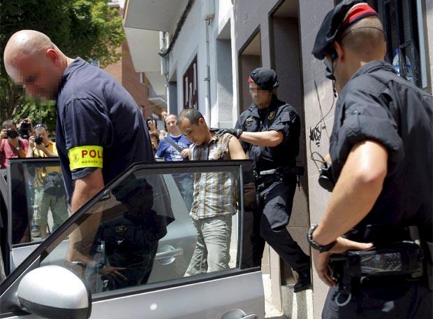 detenidos dos ecuatorianos por la tortura y el asesinato