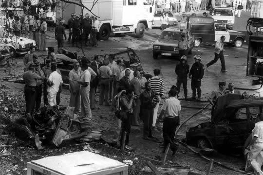 Una v ctima que sobrevivi al atentado de la plaza de la rep blica dominicana hace 25 a os me - Coches por 100 euros al mes sin entrada ...