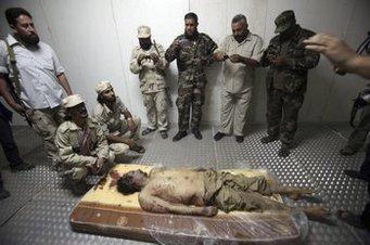 Putrefacto Gadafi