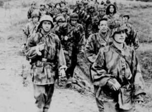La División Azul, en Leningrado.