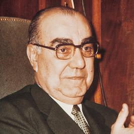 Luis Carrero Blanco.