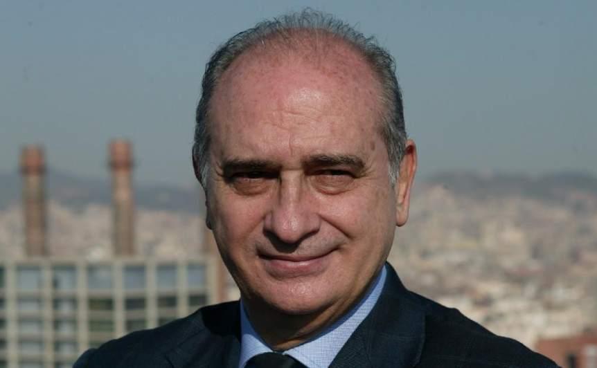 El ministro de interior acude a la llamada de zapatero for Declaraciones del ministro del interior