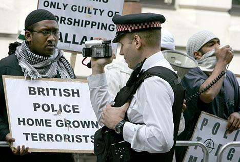 british-police