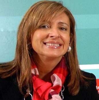 Pilar Sánchez, ex alcaldesa socialista de Jerez.