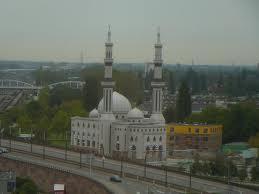No es Bagdad, se trata de Rotterdam, la segunda ciudad holandesa.