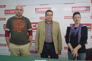 Soto, Valdivieso y Joya.