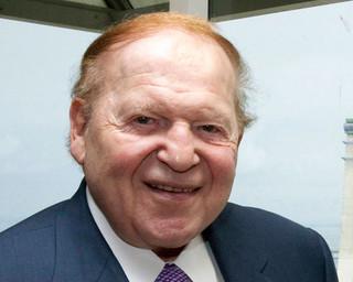 Sheldon Adelson, magnate de Eurovegas.