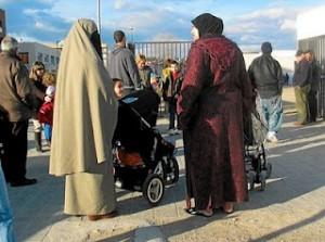 La islamización sigue su imparable curso en pueblos y ciudades españolas