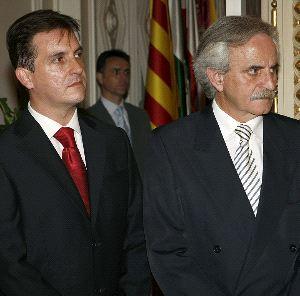José Fernández Chacón y Gregorio Escobar.