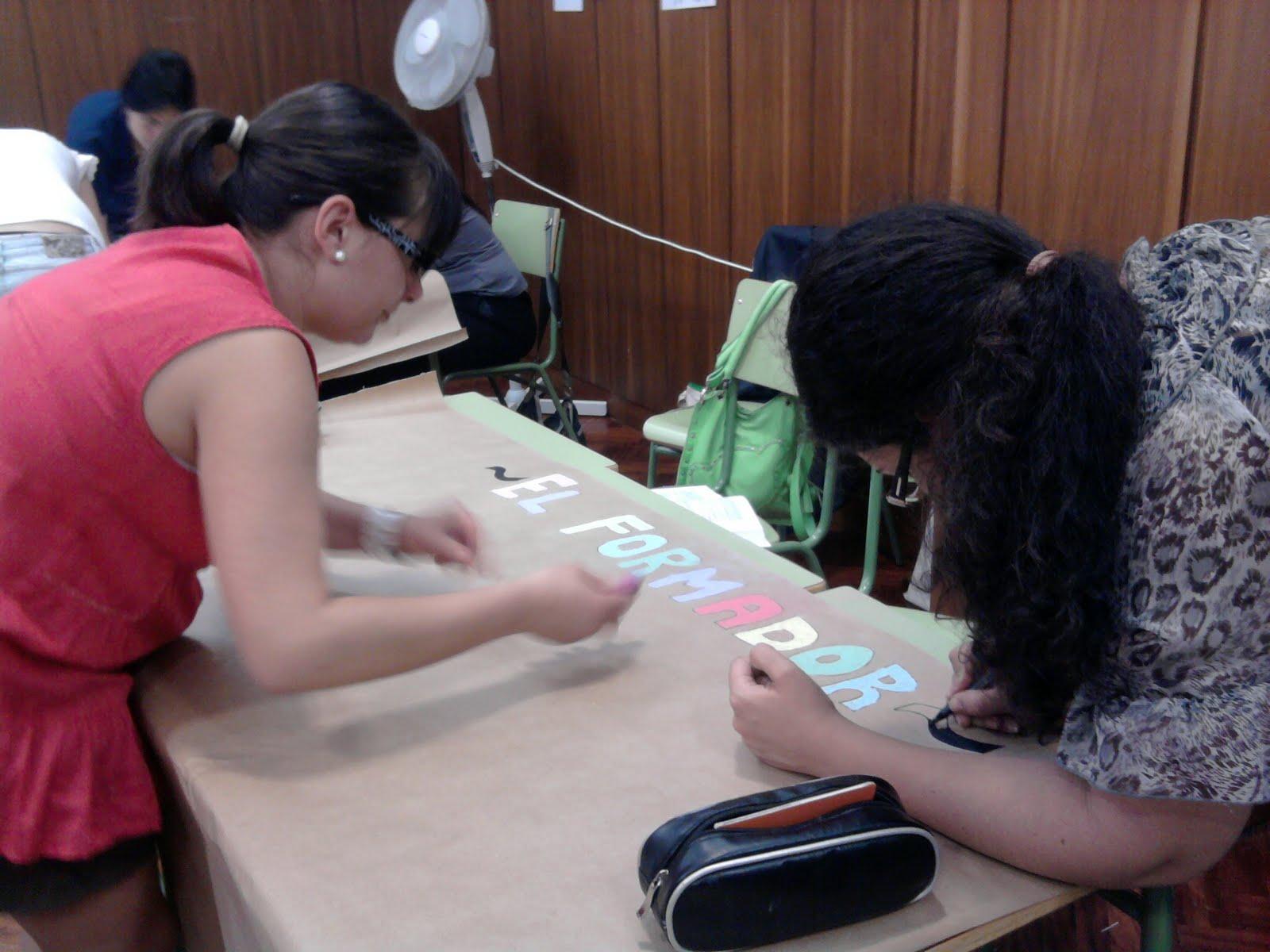 Curso de formador ocupacional en IFES-UGT.