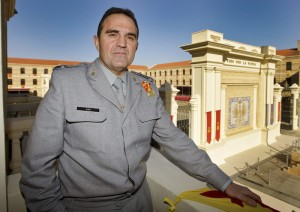 El general, Francisco Gan Pampols, ¿pacifista progre antes que militar vocacional?