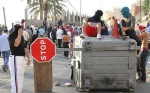 Las revueltas antiespañolas son frecuentes en la Cañada de Hidum.