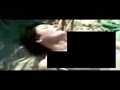 Imagen entrecortada de la víctima de la salvaje violación.