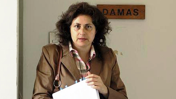 La jueza lesbiana Karen Atala.