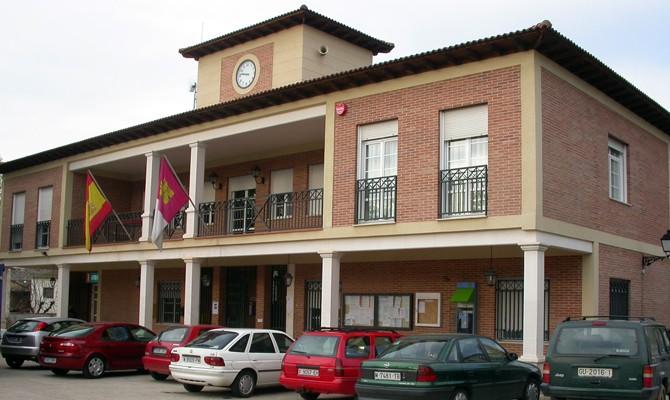 Ayuntamiento de Villanueva de la Torre (Guadalajara).