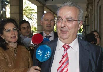 Antonio Fernández, ex consejero de Trabajo de la Junta