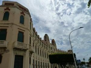 Palacio de la Asamblea de Melilla.