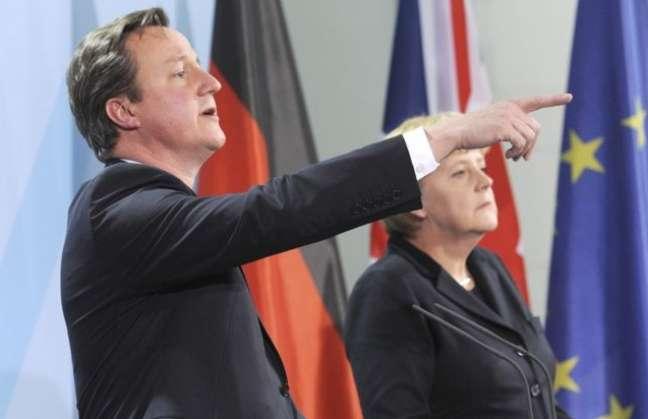 David Cameron y Angela Merkel, ¿a sueldo de los petrodólares de Qatar?