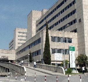 Hospital comarcal de Melilla.