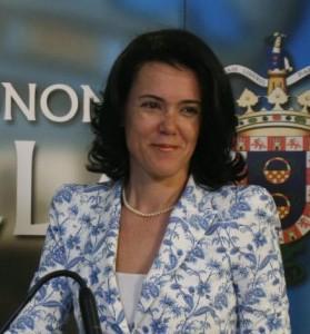 María Antonia Garbín.