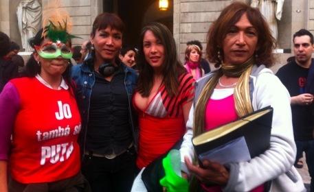 prostitutas indignadas prostitutas en el centro de madrid