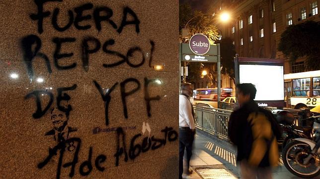 El Gobierno ve en el expolio de Repsol en Argentina una agresión a España.