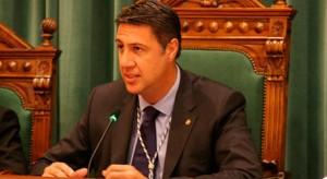 Xavier García Albiol, alcalde de Badalona.