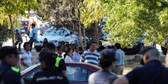 Batalla campal entre policías y ecuatorianos en la Casa de Campo.