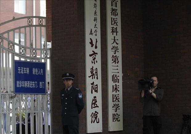 Una joven pareja china detenida por enterrar a una mujer viva tras atropellarla
