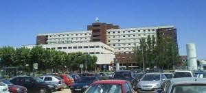 Hospital Universitario Infanta Cristina de Badajoz.