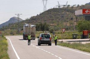 La Guardia Civil puso en marcha un intenso operativo de búsqueda.