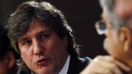 El vicepresidente argentino Amado Boudou fue imputado este lunes por enriquecimiento ilícito.