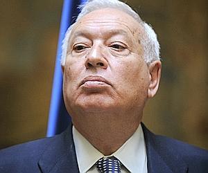 José Manuel García-Margallo, ministro de Exteriores.
